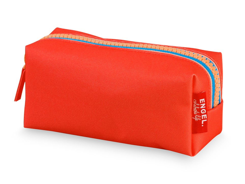 Engel Pencil Case - Red