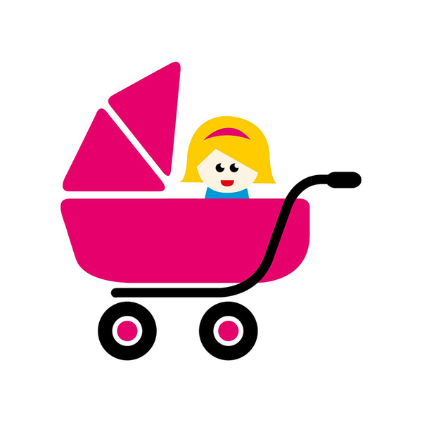 Scoops Gift Card - Girl Pram