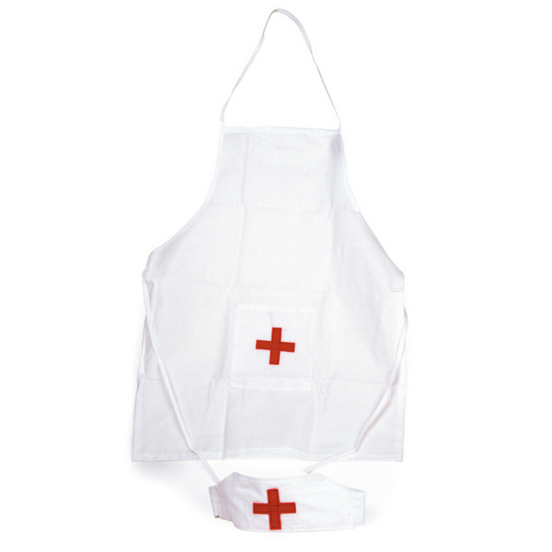 Egmont Nurses Apron and Hat