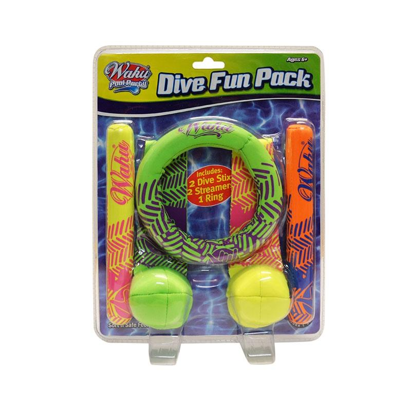 Wahu Dive Fun Pack