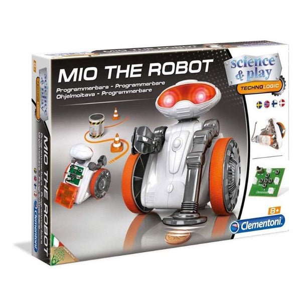 The Mio Robot Programmable