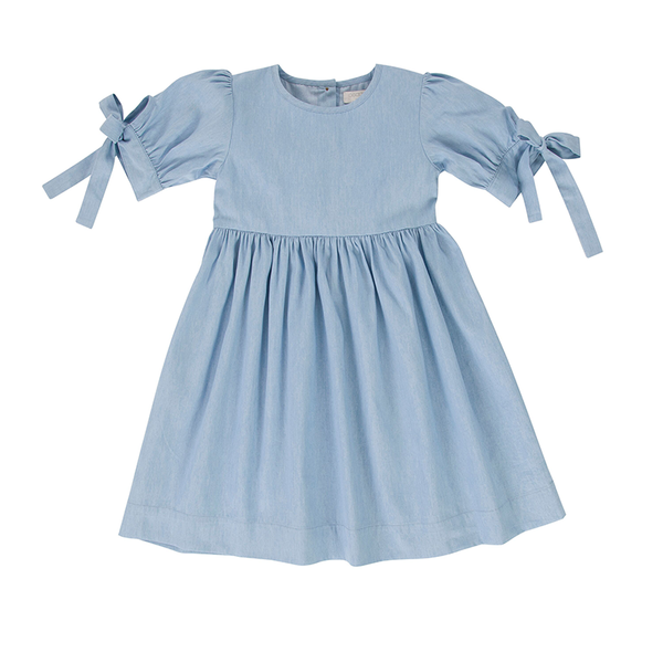 Peggy Billie Dress - Chambray