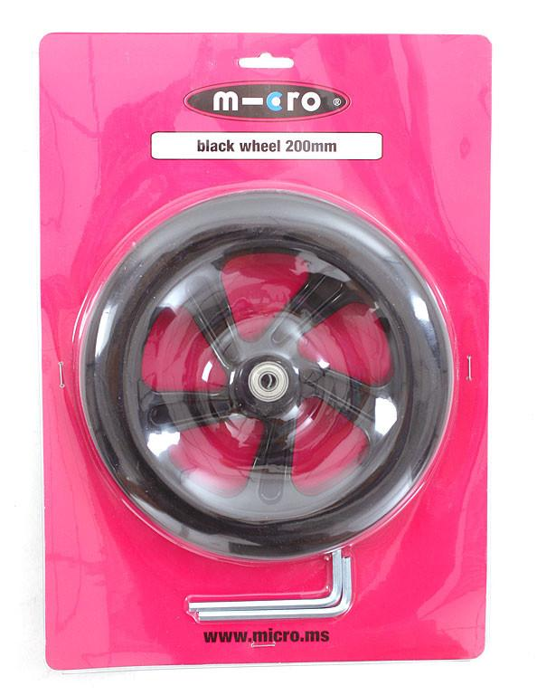 Micro Scooter Clear Wheel