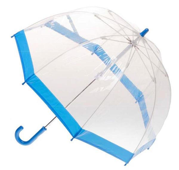 Cliftons Birdcage Umbrella - Blue - Shorties Childrens Store