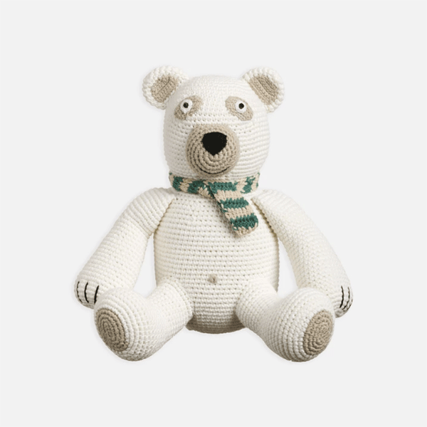Miann & Co Large Softie - Paddy Polar Bear