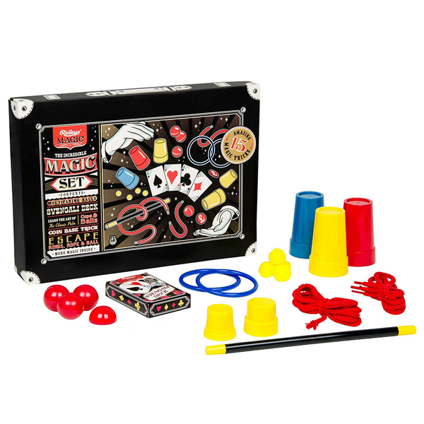 Ridleys Magic Set Suitcase