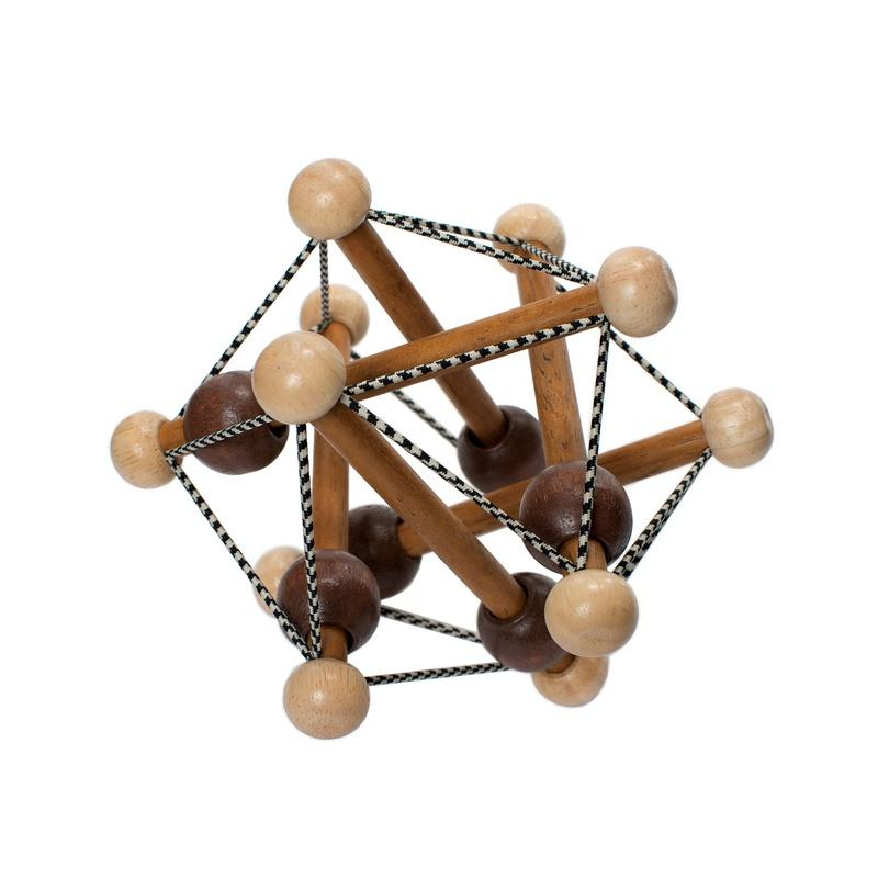 Skwish Teether - Wood