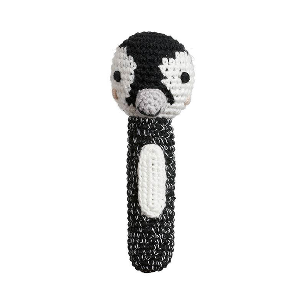Miann & Co Hand Rattle - Penguin