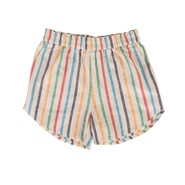Peggy Sara Shorts - Multi Stripe