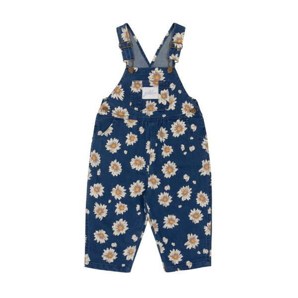 Goldie & Ace Cotton Drill Overalls - Daisy