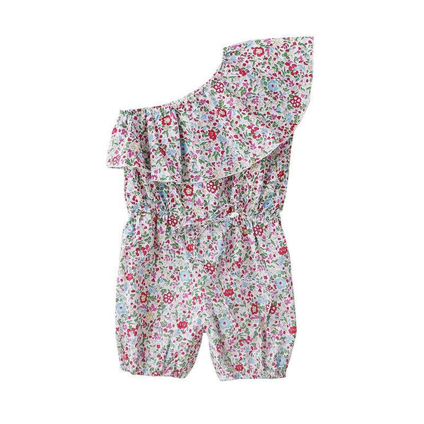 Peggy Aria Jumpsuit - Spring Floral at Shorties