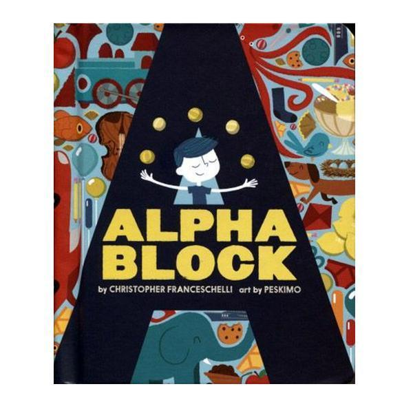 Alpha Block - by Christopher Franceschelli