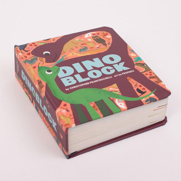 Dino Block - Christopher Franceschelli