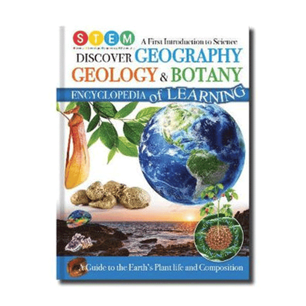 Discover Geography Geology & Botany Encyclopedia