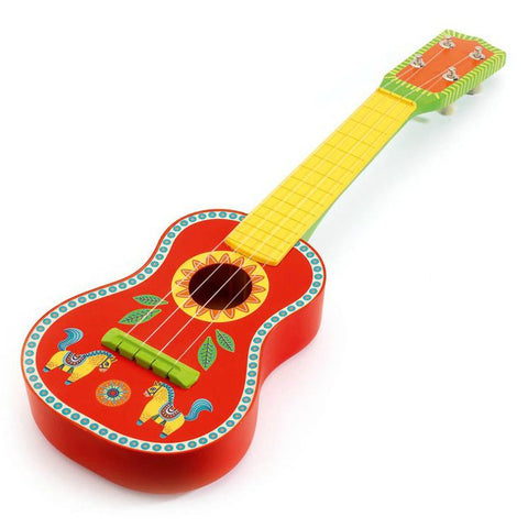 Animambo Guitar by Djeco - Shorties Childrens Store