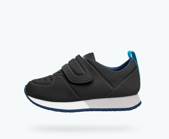 Native Shoes kids shoes for boy and girl. Cornell Jiffy Black
