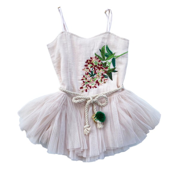 Bella & Lace Nutcracker Dress - Sugarplum