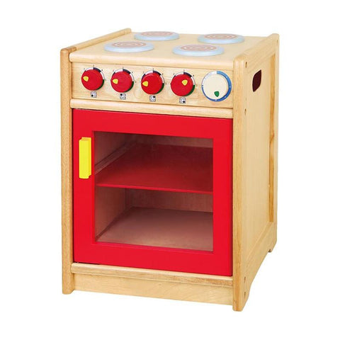 Wooden Play Stove