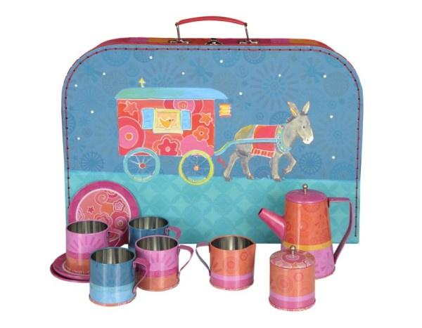 Egmont Tin Coffee Set - Gypsy