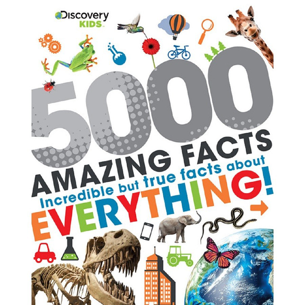 Discovery Kids 5000 Amazing Facts