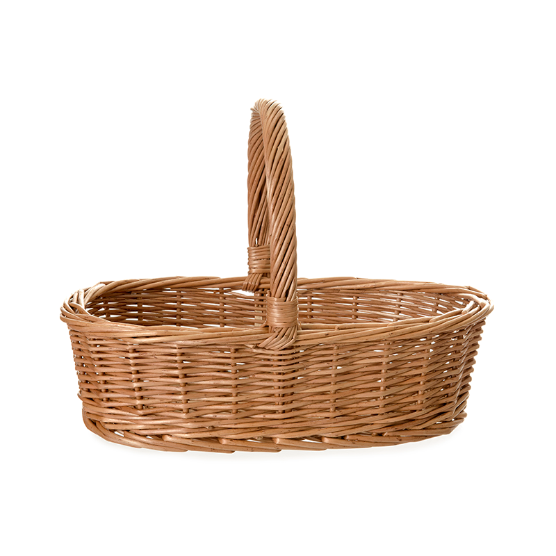 Egmont Large Wicker Basket