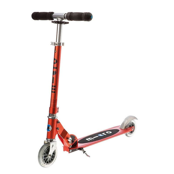 Sprite Scooter Red