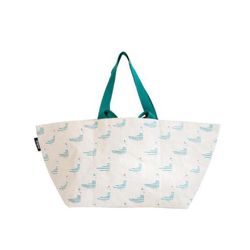 Kollab Poly Beach Bag - Seagul