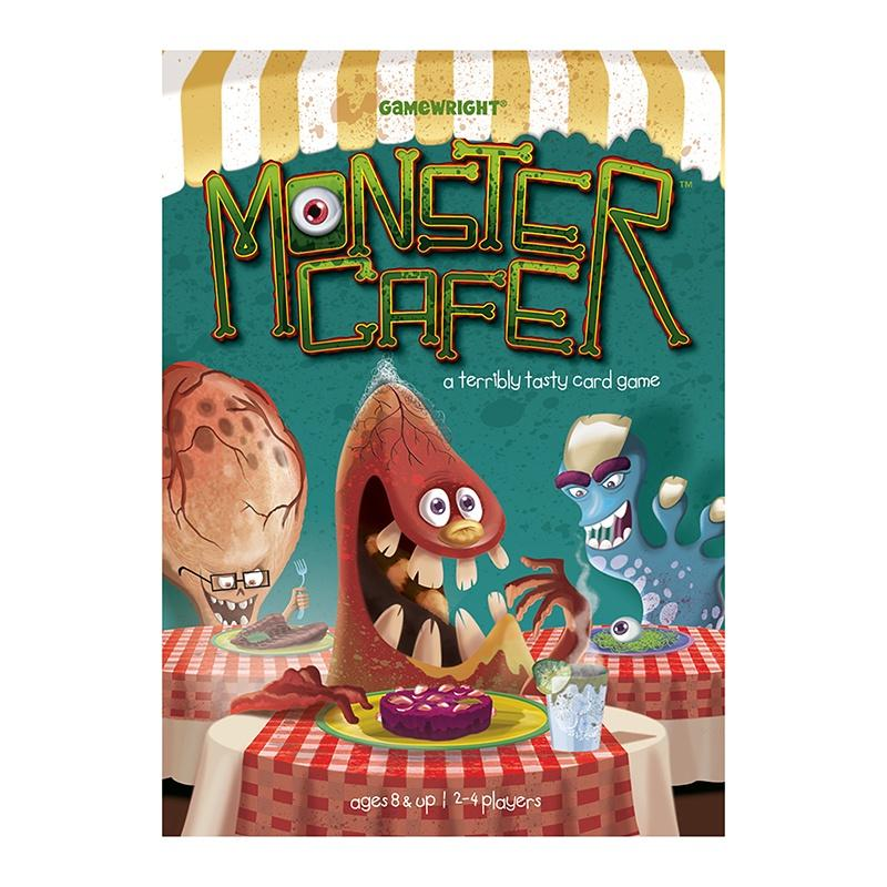 Monster Cafe - A Terribly Tasty Card Game