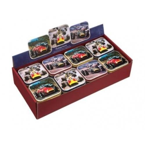 Vintage Racer Poket Tin - Assorted