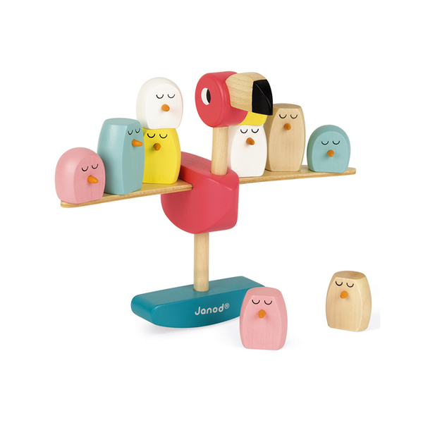 Janod Balancing Flamingo Game