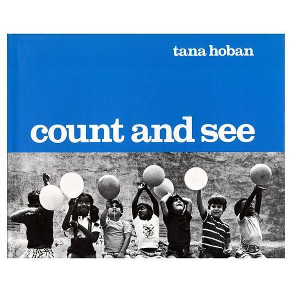 Count and See - Tana Hoban