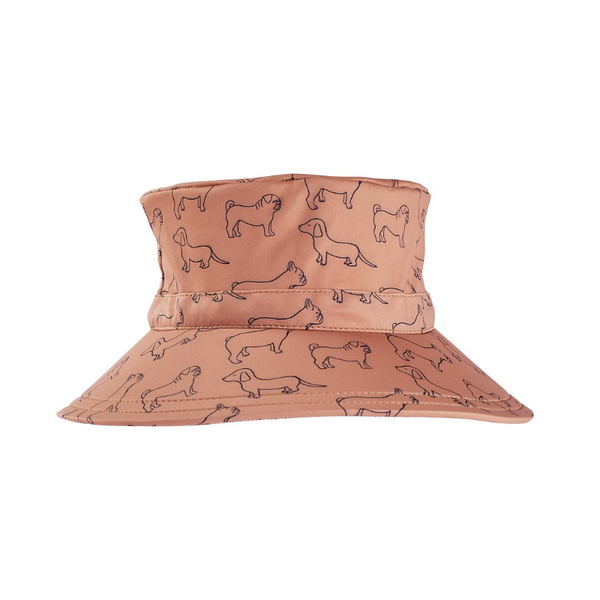 Acorn Swim Bucket Hat - Best Friend