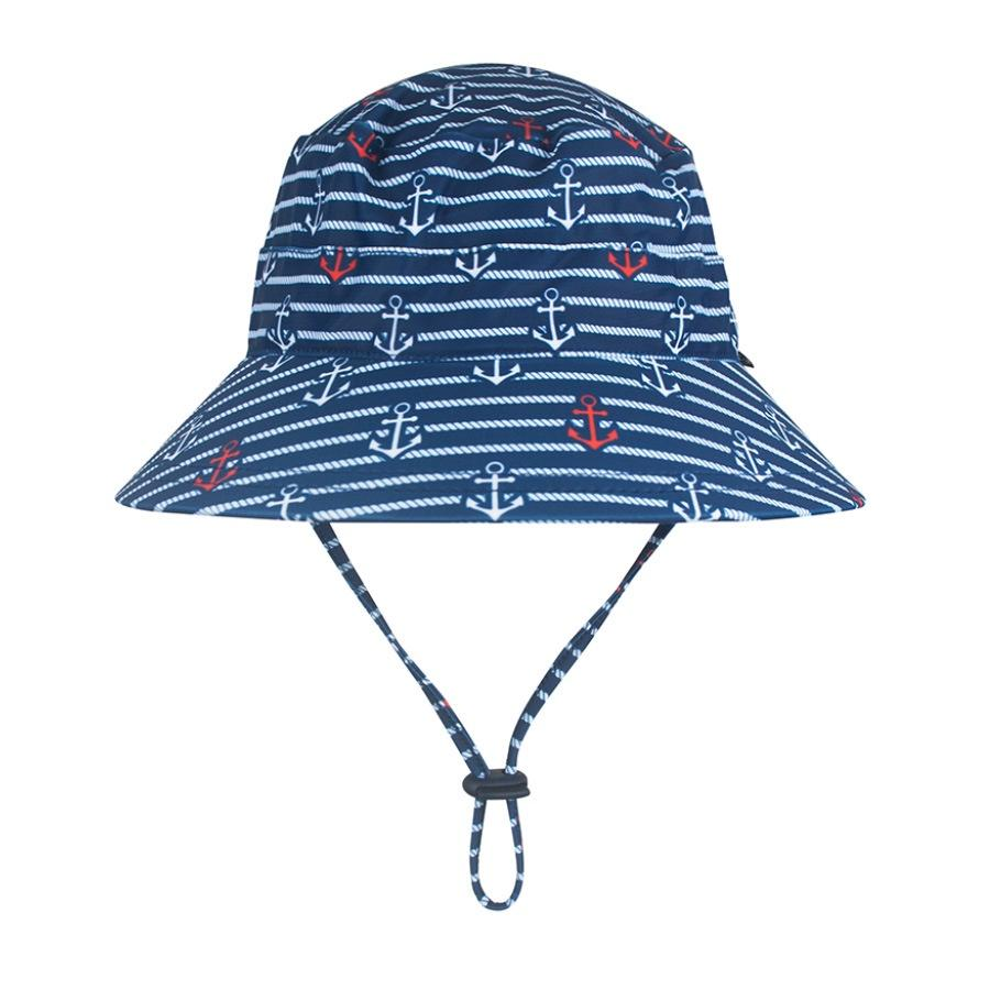 Bedhead Swim Bucket Hat - Nautical