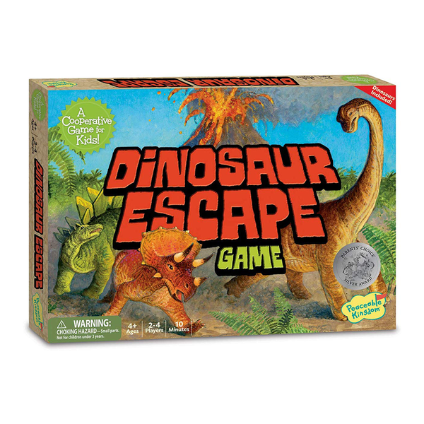 Dinosaur Escape - Boardgame