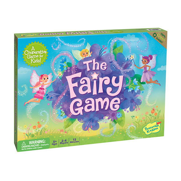 The Fairy Game - Boardgame