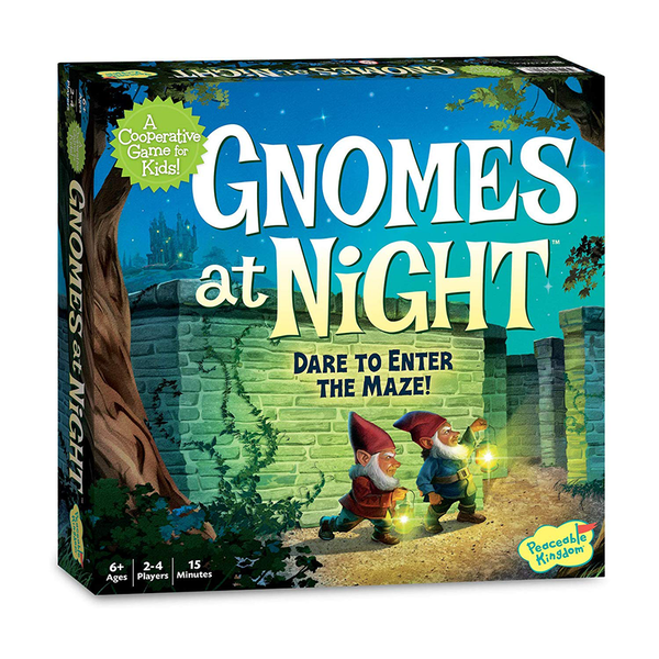 Gnomes at Night - Boardgame
