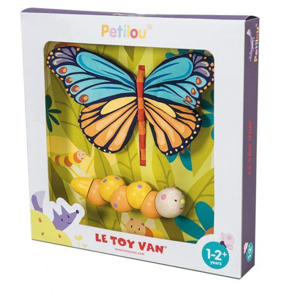 Le Toy Van - Petilou Caterpillar to Butterfly