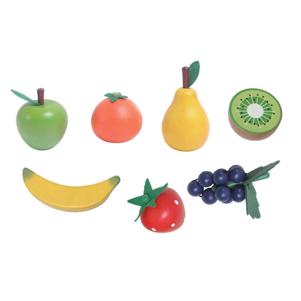 Wooden Fruit Set 7pcs