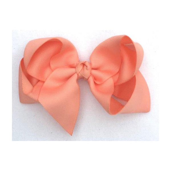 Maisie May Mini Trixie Bow Mini - Peach