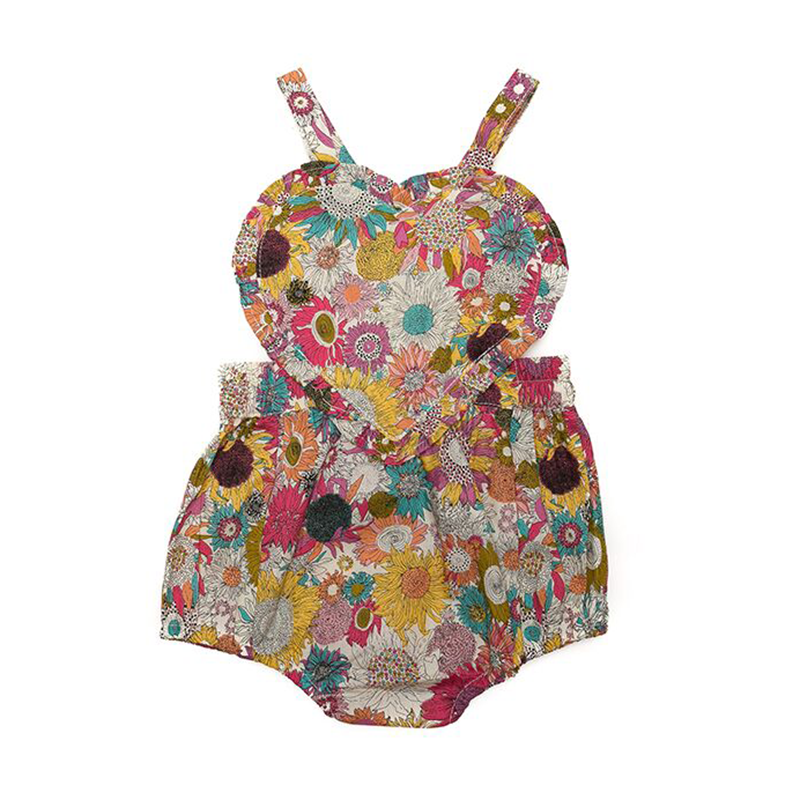Alex & Ant Amore Playsuit - Flower