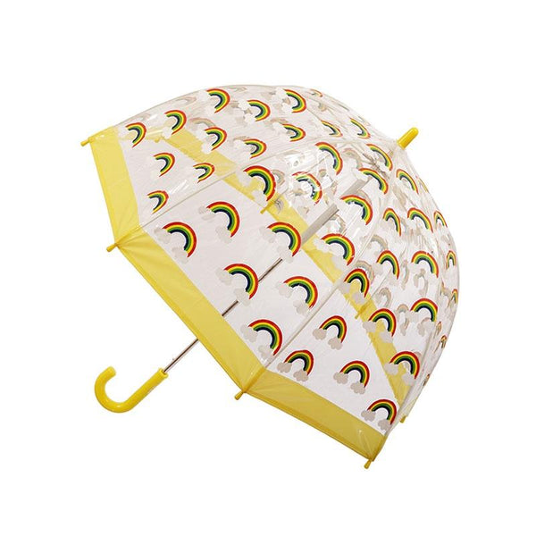 Birdcage Umbrella - Rainbows