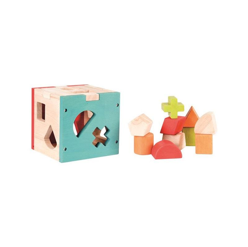 Egmont Shape Sorter Box