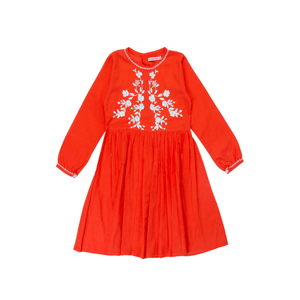 Coco & Ginger Sparrow Dress - Paprika