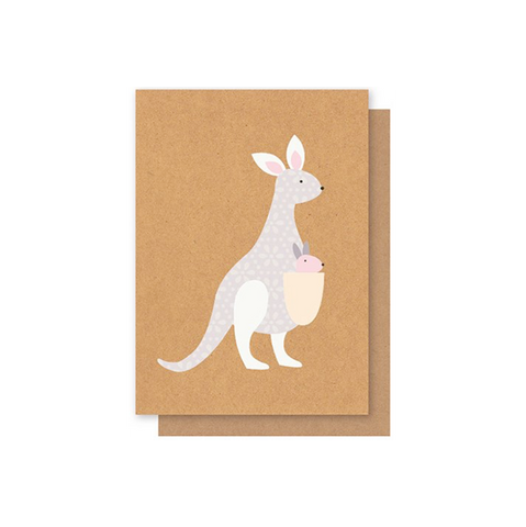 Elly Oak Card - Australiana