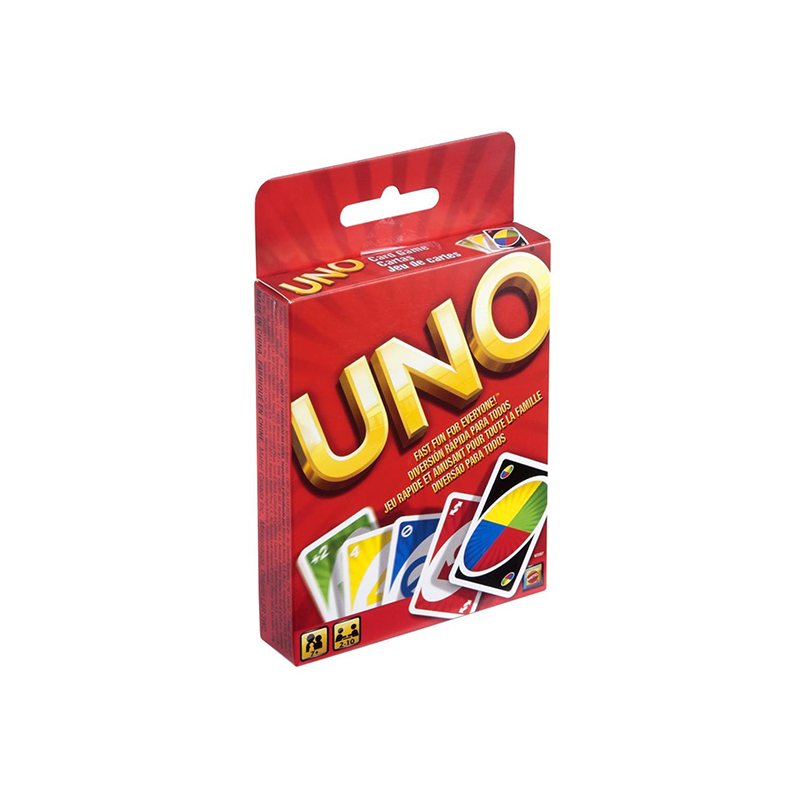 Uno Card Game Refresh
