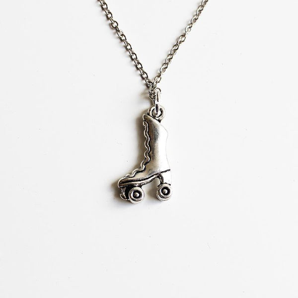 Shorties Bling Necklace - Roller Blade