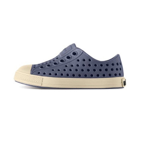 Native Jefferson Shoes - Regatta Blue At Shortis kids fashion shop in Sydneys Inner west