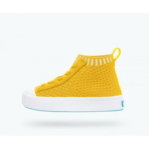 Native Jefferson 2.0 High Liteknit - Alpine Yellow