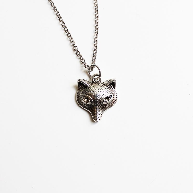 Shorties Bling Necklace - Fox