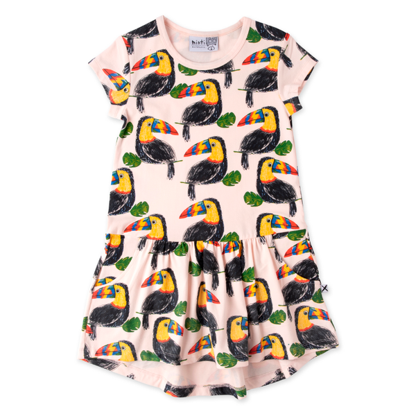 Minti Toucan Party Dress - Ballet